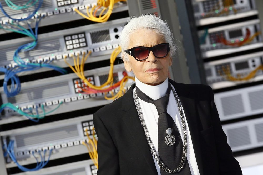 KARL LAGERFELD OPENS FIRST US STORE