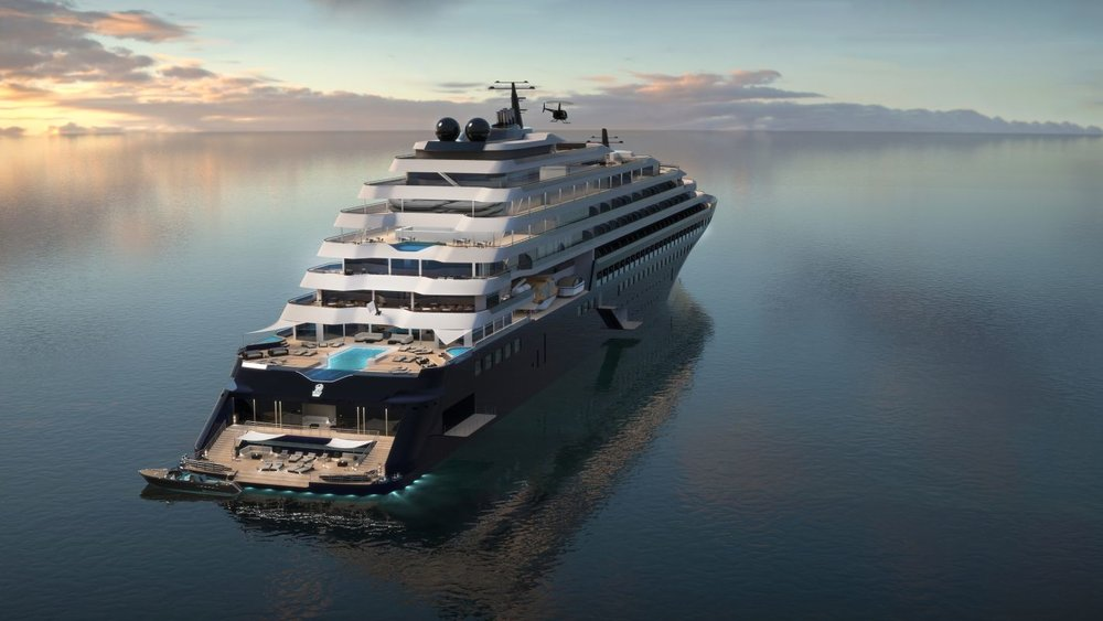 RITZ-CARLTON YACHT TO SAIL IN CARIBBEAN WATERS IN 2019