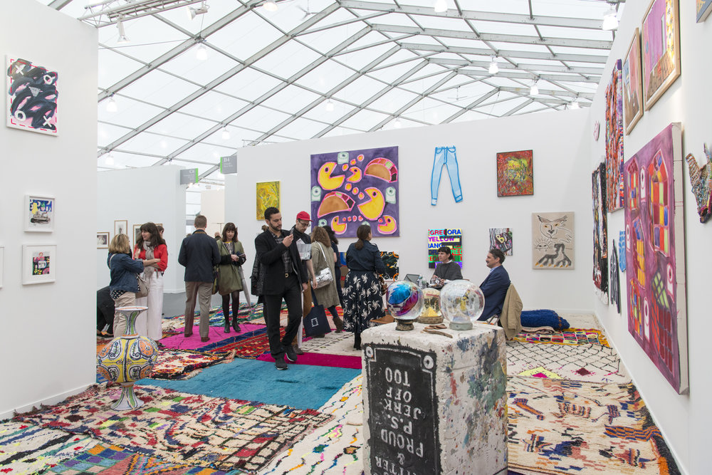 ... to the public from 3 to 6 May, but there is an invitation-only preview  held the day before, on Wednesday 2 May. This particular art fair offers  visitors ... d97e3bc0b5b0