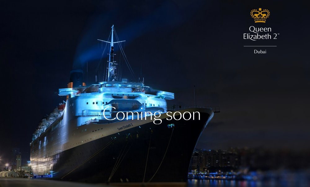 LUXURY CRUISE LINER QE2 ACQUIRES A NEW LIFE