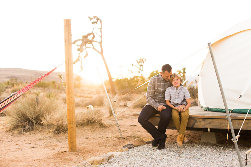 Joshua Tree Family Session