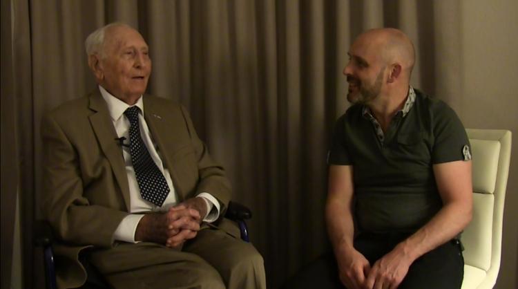 Dr  Joseph R  Kraft - Stories from the World War II Era - Part 1