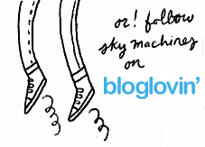hooray bloglovin!