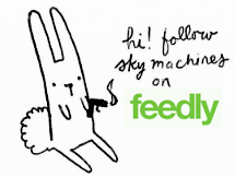 hooray feedly!