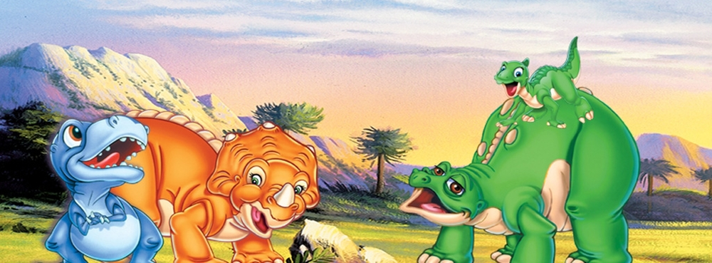 land before time nature