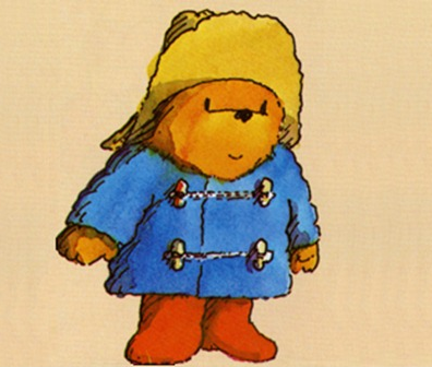 incredibly true facts paddington bear illustration