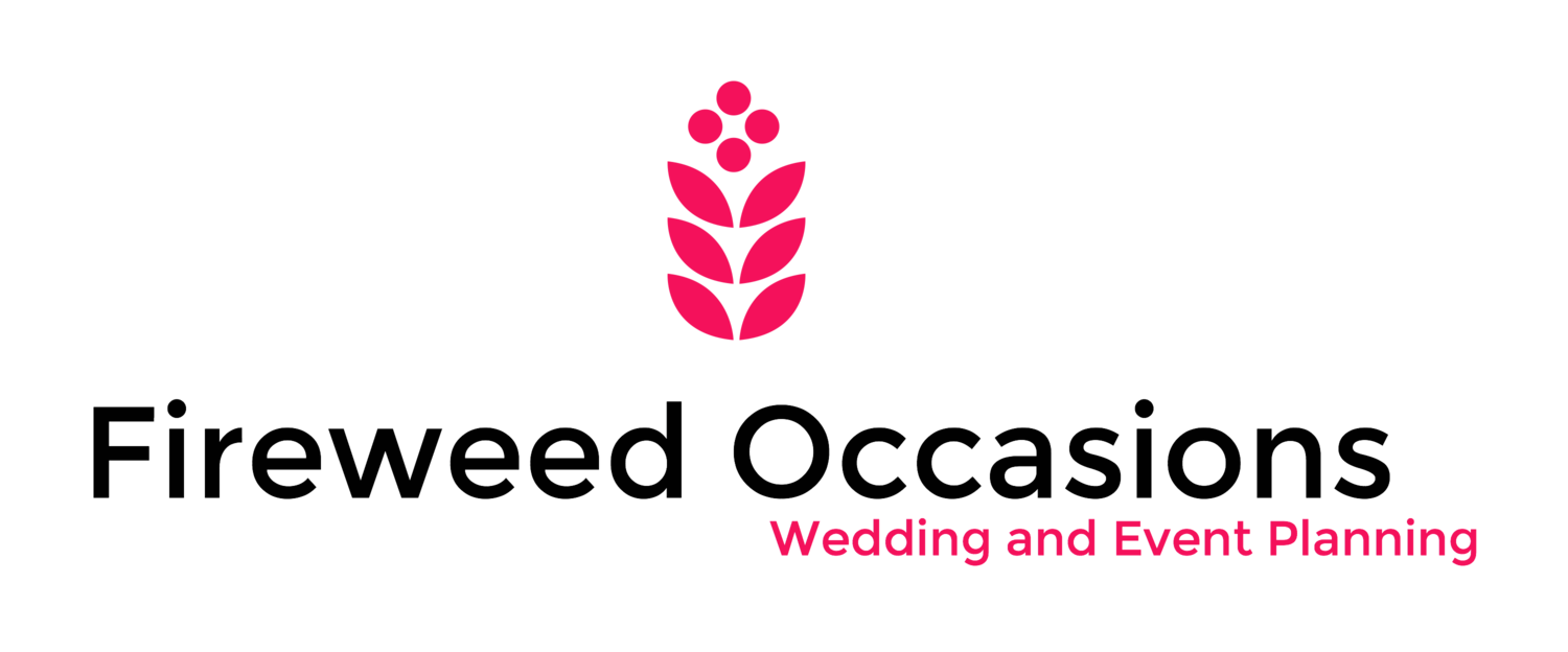 Fireweed Occasions: Wedding and Event Planning