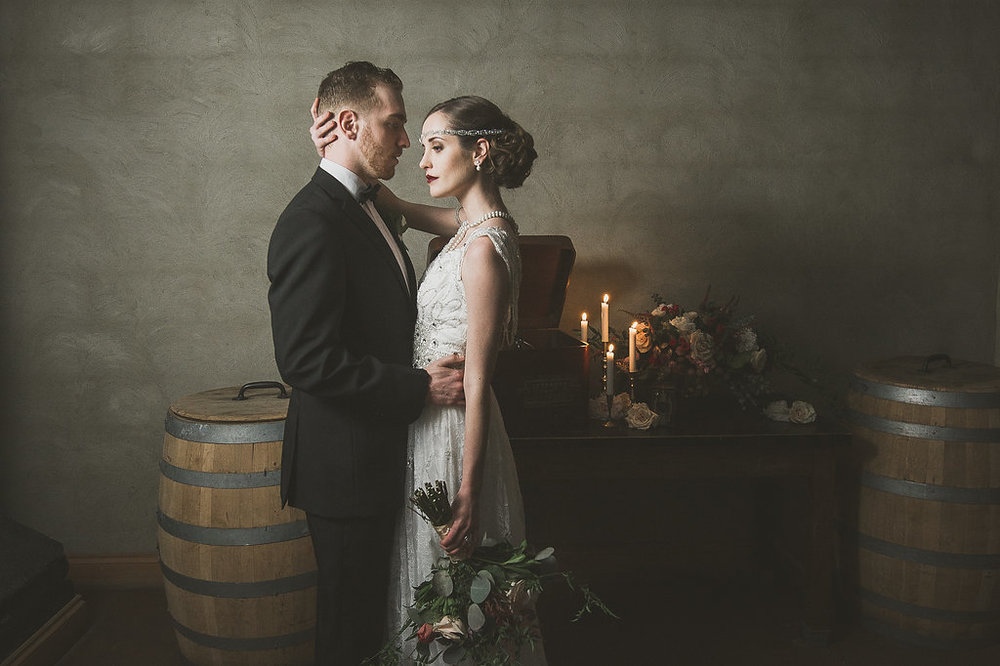 Gorgeous Gatsby Editorial From Ally Kristensen And Sue