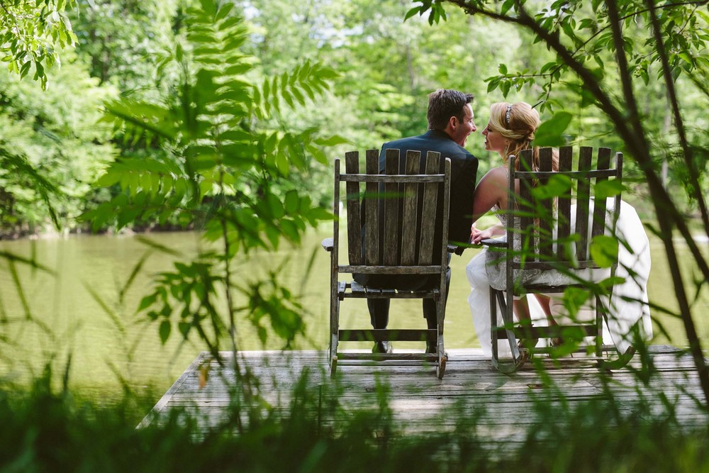 Inn On The Twenty Wedding Miranda Jonathan Vineyard Bride