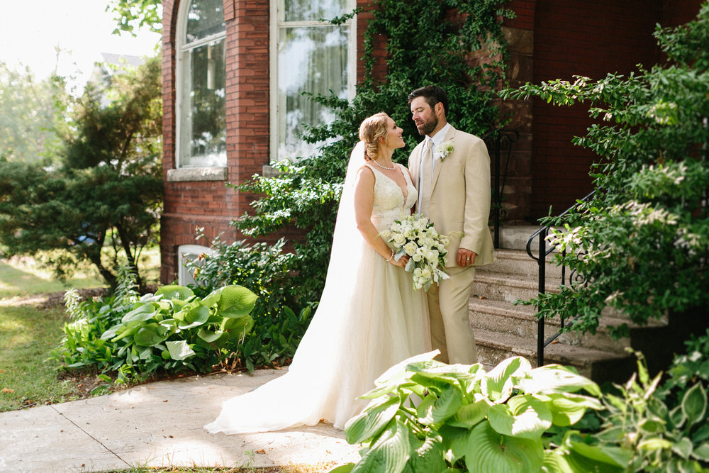 Niagara estate wedding