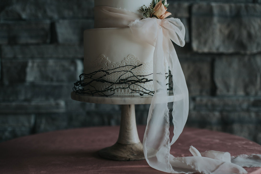 Niagara Cake Artistry, The Swish List, Vineyard Bride, Weddings