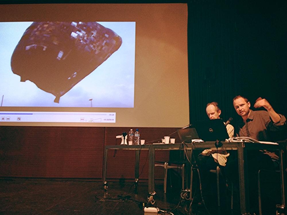 Tomas Saraceno and Bronislaw Szerszynski