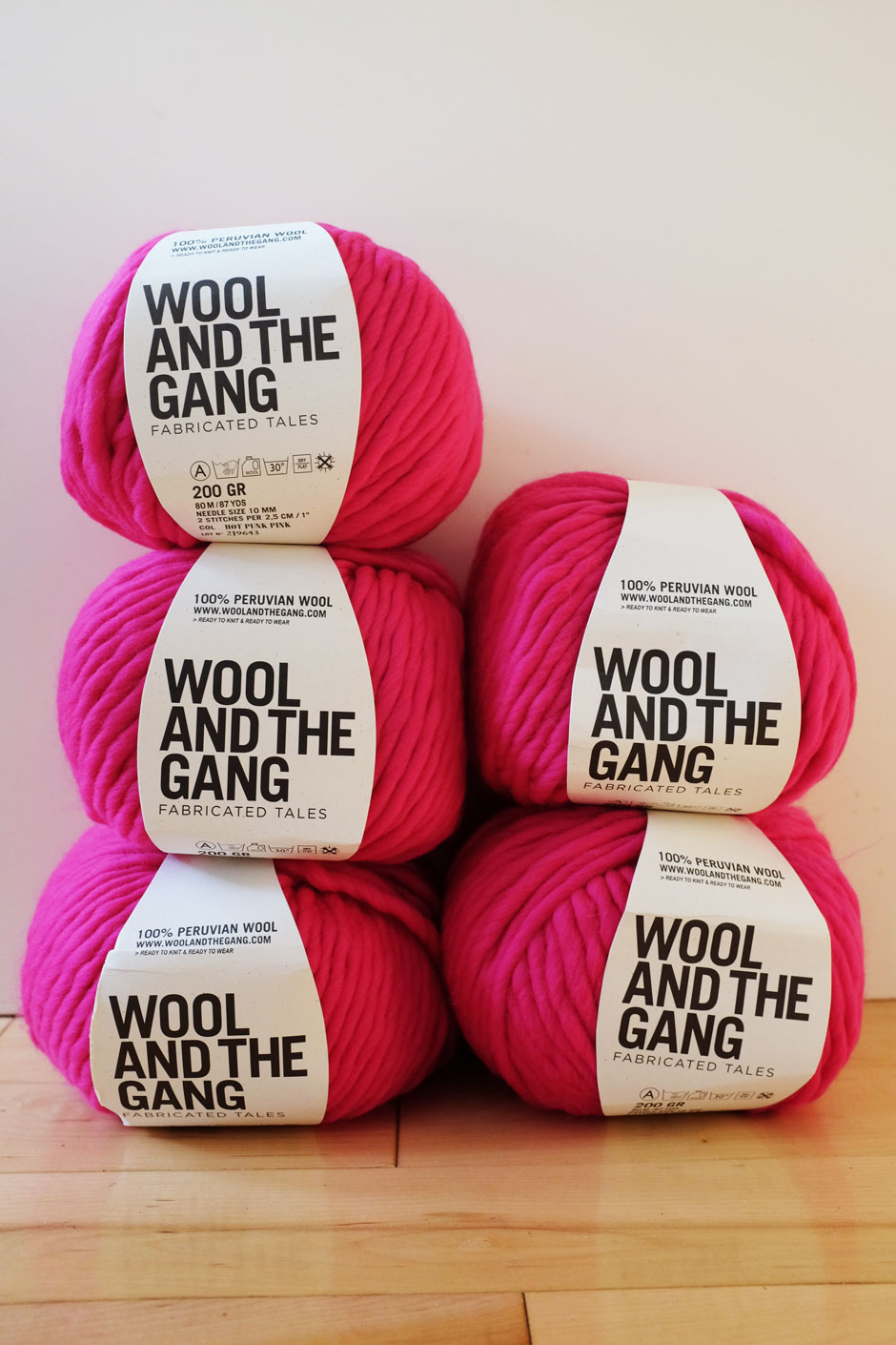 Miss cloudy best yarn wool and the gang crazy sexy gang
