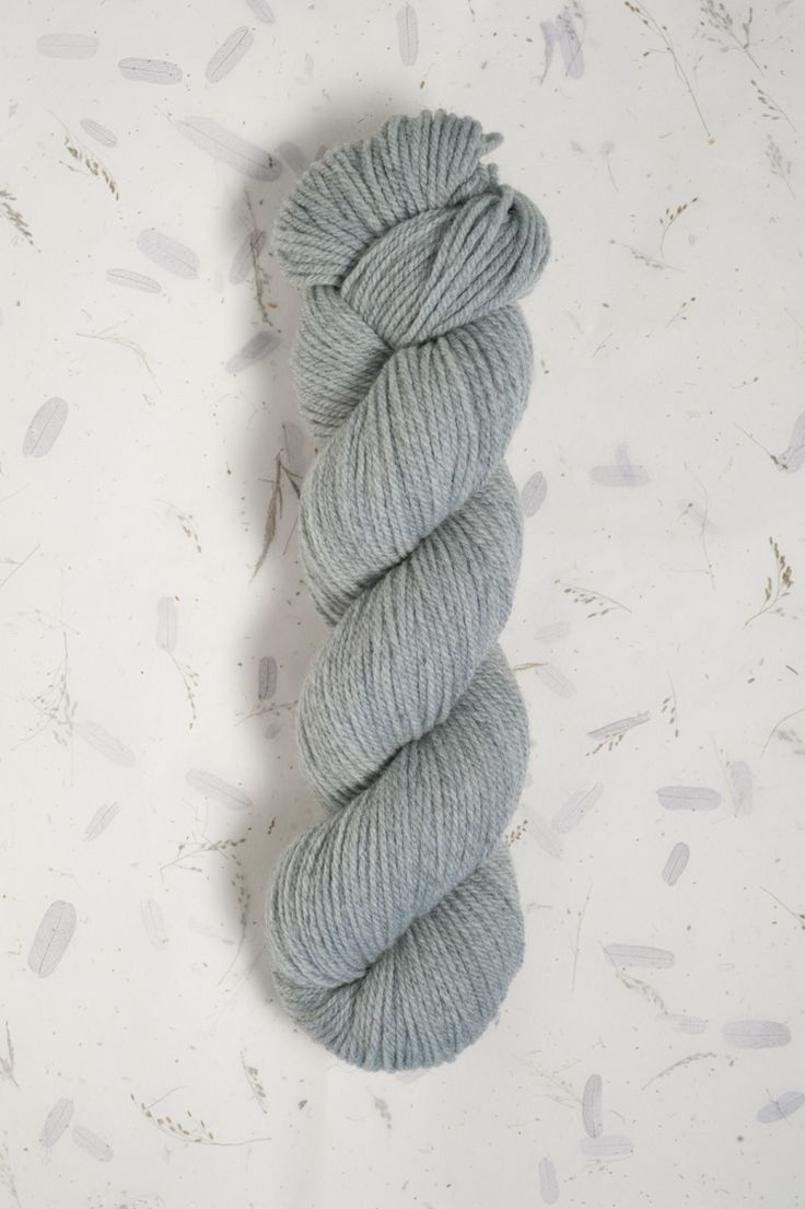 Miss Cloudy chickadee wool iceland quince and co