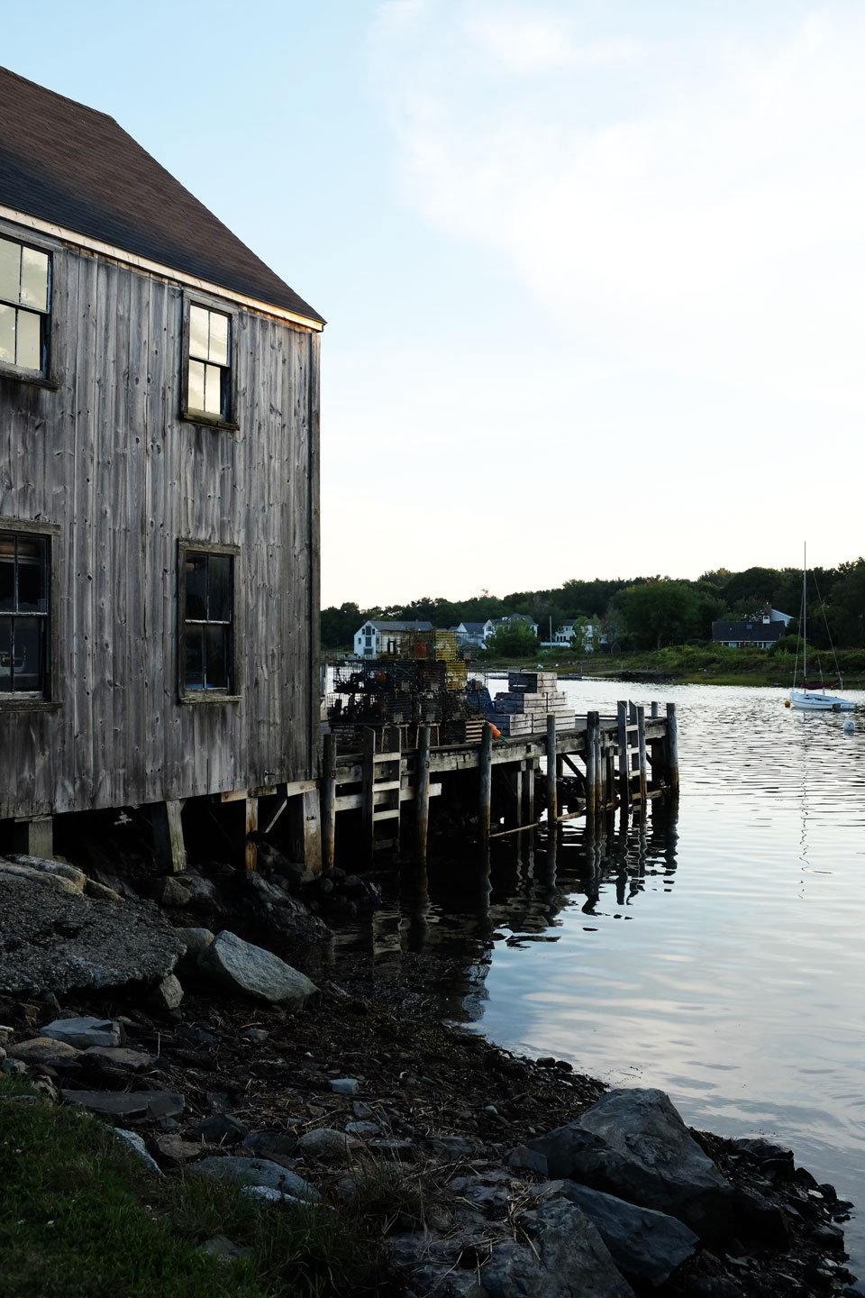 #TRAVEL : FROM MAINE WITH LOVE