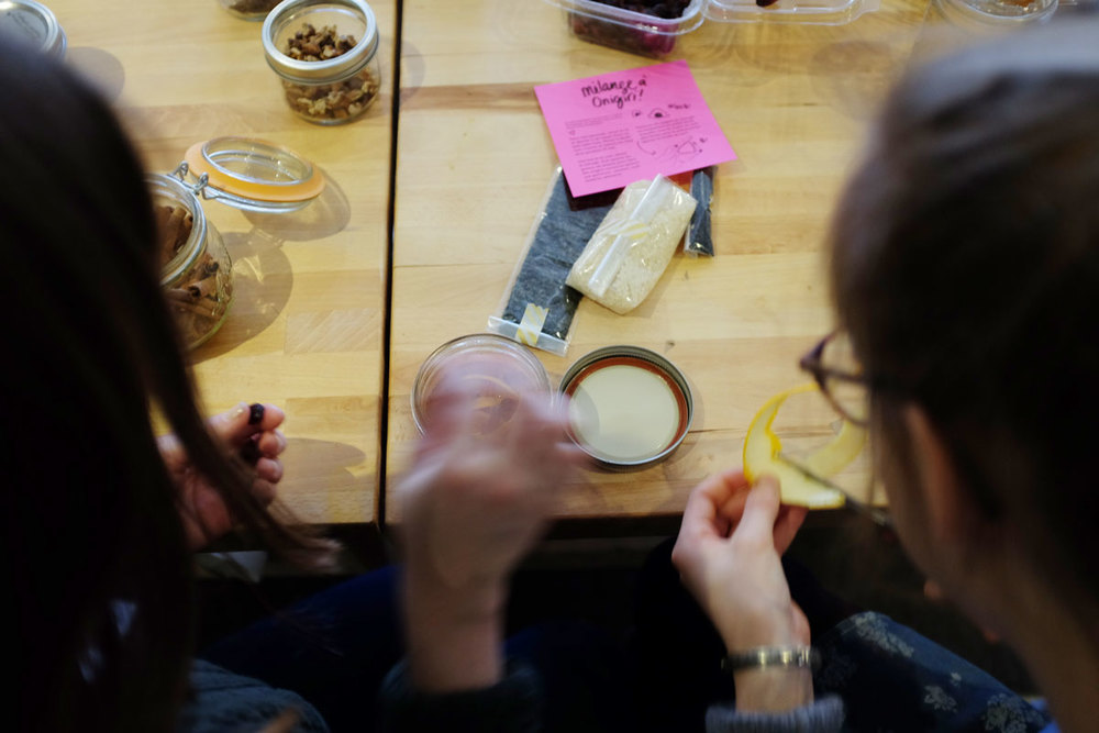Miss Cloudy Atelier : DIY Christmas Party and Edible Gift