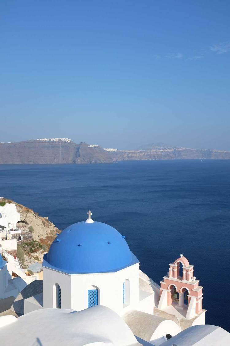 Nos coups de coeurs des îles grecques : Milos et Santorini