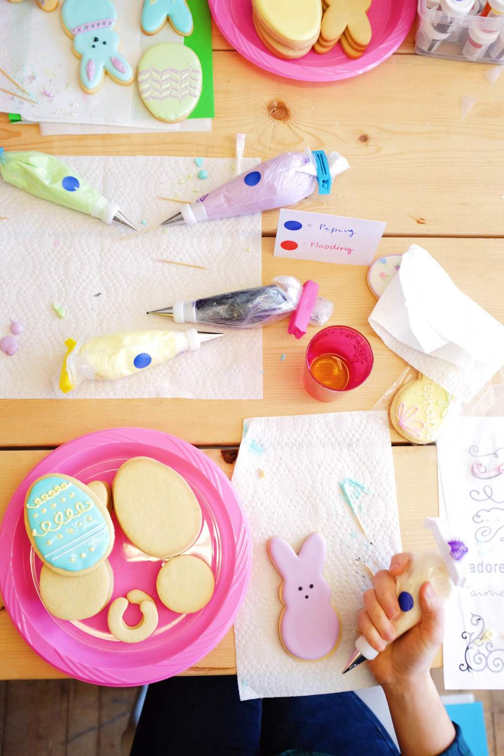 Miss Cloudy x Baba Souk x Johanie les biscuits cookie decoration diy workshop montreal