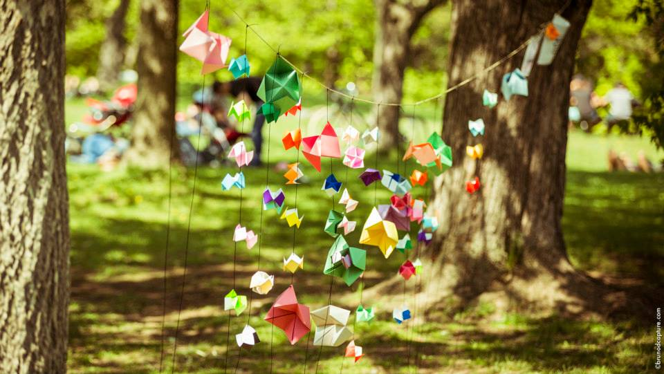Miss cloudy workshop atelier origami for children
