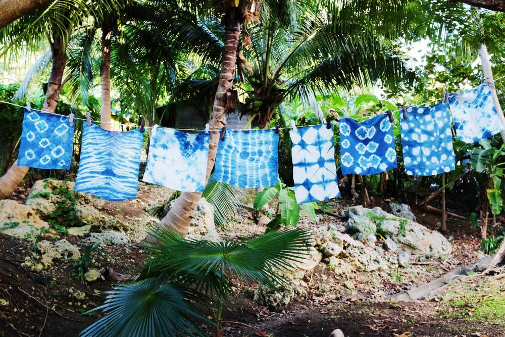 miss-cloudy-tropical-workshop-indigo-shibori-tie-dye-diy