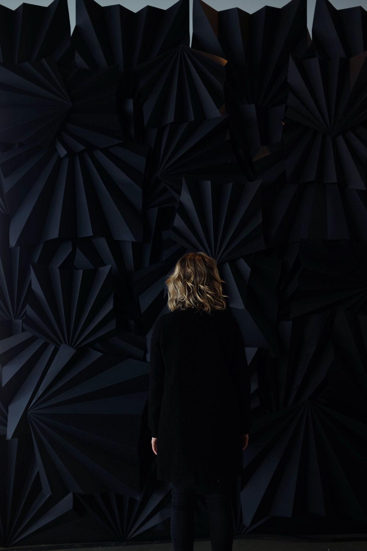 murale private event at Musée des beaux arts de Montréal