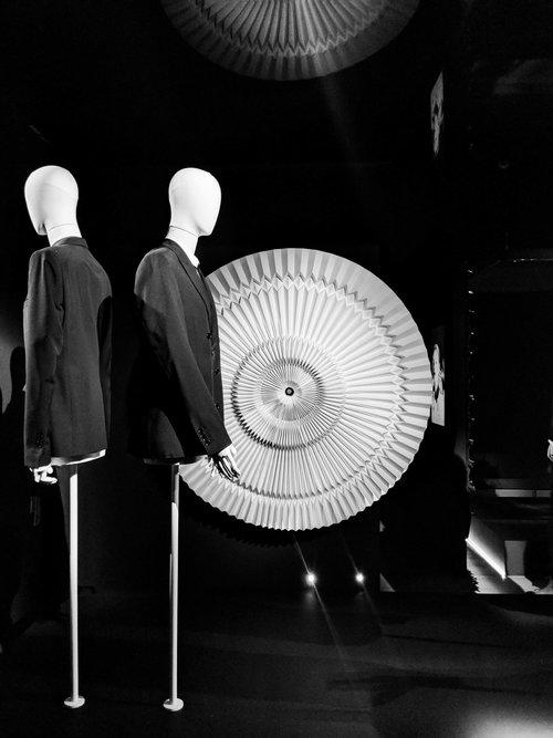 d693edabc4a Our art at the Musée des beaux arts de Montréal   Montréal Couture s  exhibition