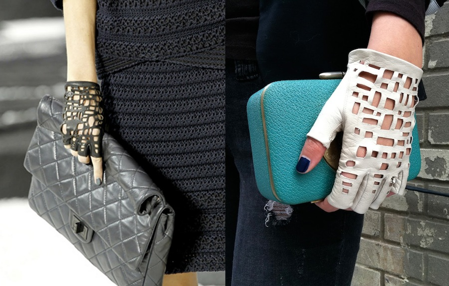 Diy Chanel Cut Out Gloves All The Good Girls Go To Heaven