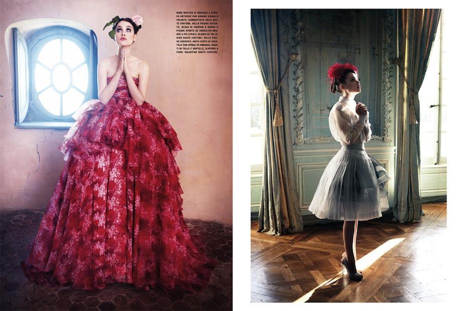 Astrid Bergès-Frisbey by Ellen von Unwerth (Gleaming Mermaid - Vogue Italia March 2012) 3.jpg
