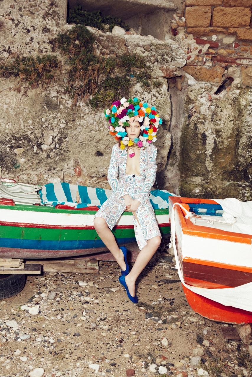 Valerija Kelava by Sofia Sanchez & Mauro Mongiello (Road To Palermo - Tar #7 Spring-Summer 2012) 2.jpg