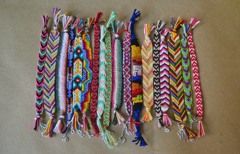 DIY☩ Friendship Bracelets — All The Good Girls Go To Heaven