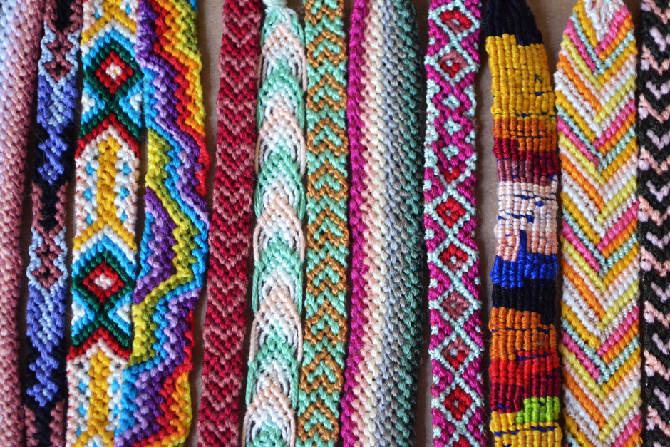 ☩DIY☩ Friendship Bracelets All The Good Girls Go To Heaven Stunning Friendship Bracelets Patterns