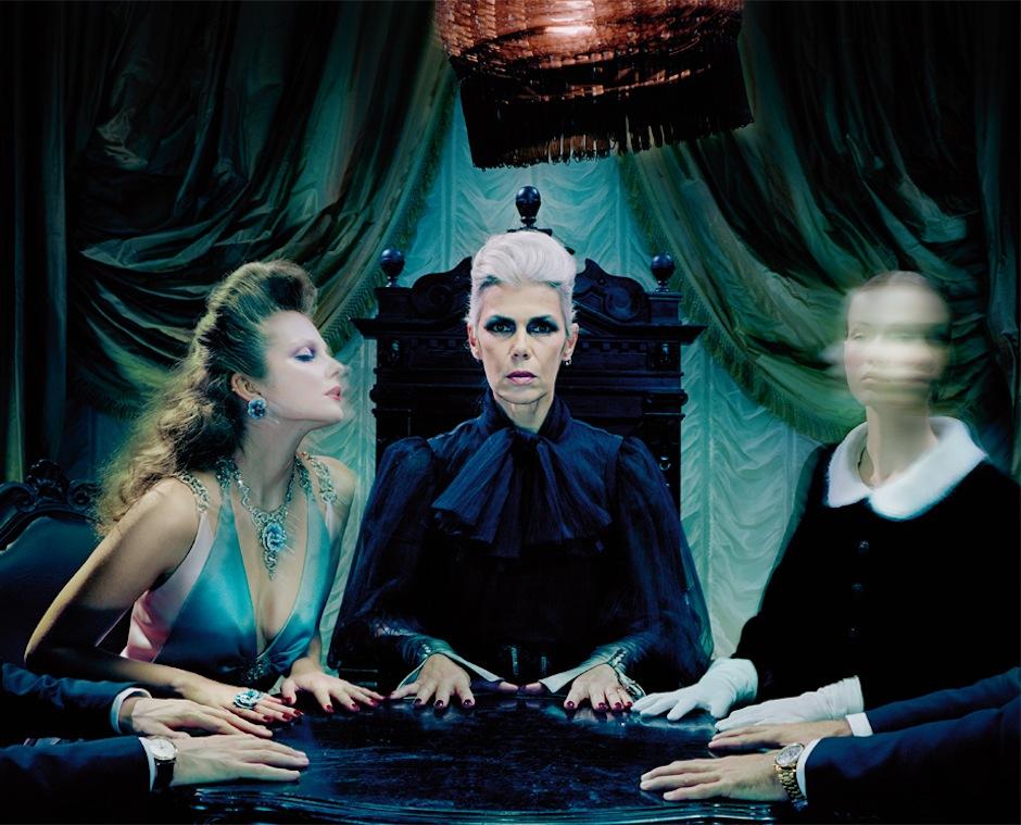Eniko Mihalik by Miles Aldridge (So Magical, So Mysterious - Vogue Italia September 2012) 3.jpeg
