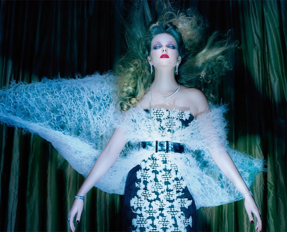 Eniko Mihalik by Miles Aldridge (So Magical, So Mysterious - Vogue Italia September 2012) 9.jpeg