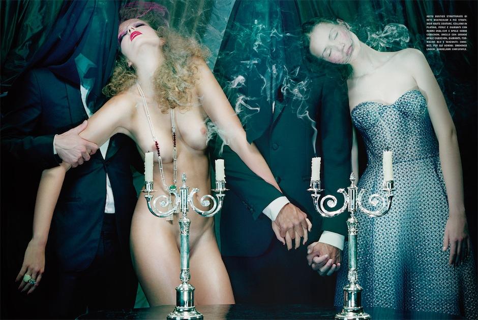 Eniko Mihalik by Miles Aldridge (So Magical, So Mysterious - Vogue Italia September 2012) 10.jpeg