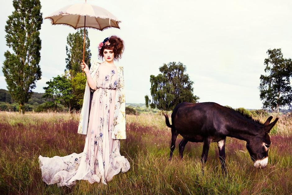 Déborah François by Ellen von Unwerth (Indian Summer - Vogue Italia September 2012) 3.jpeg