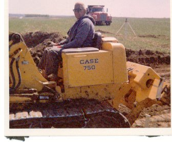 Even in the early days, we used state-of-the-art equipment to achieve expert Earth (soil) management.