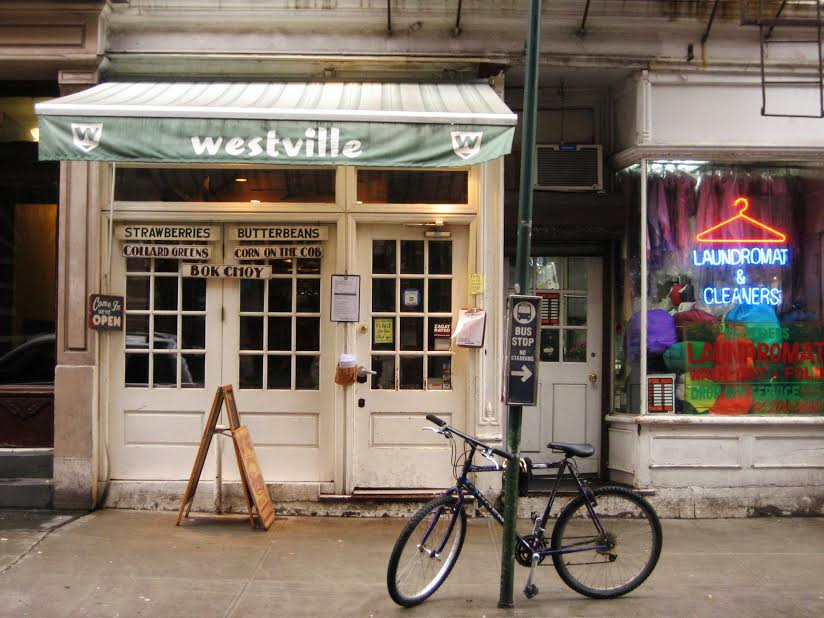 Image courtesy by Westville NYC