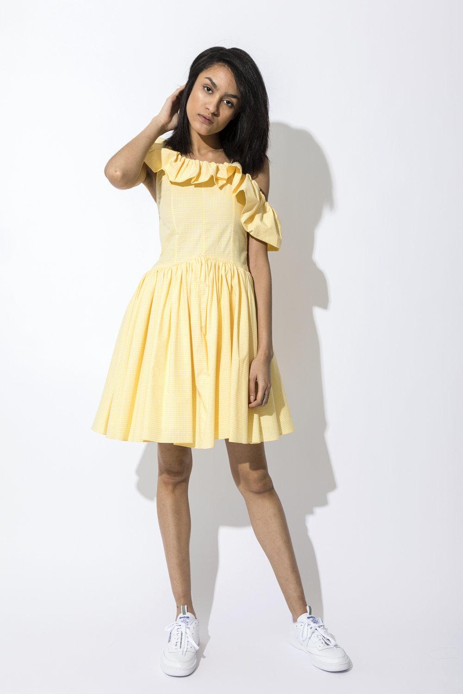 98776cd2124 Pamplemousse NY Daisy Dress ...