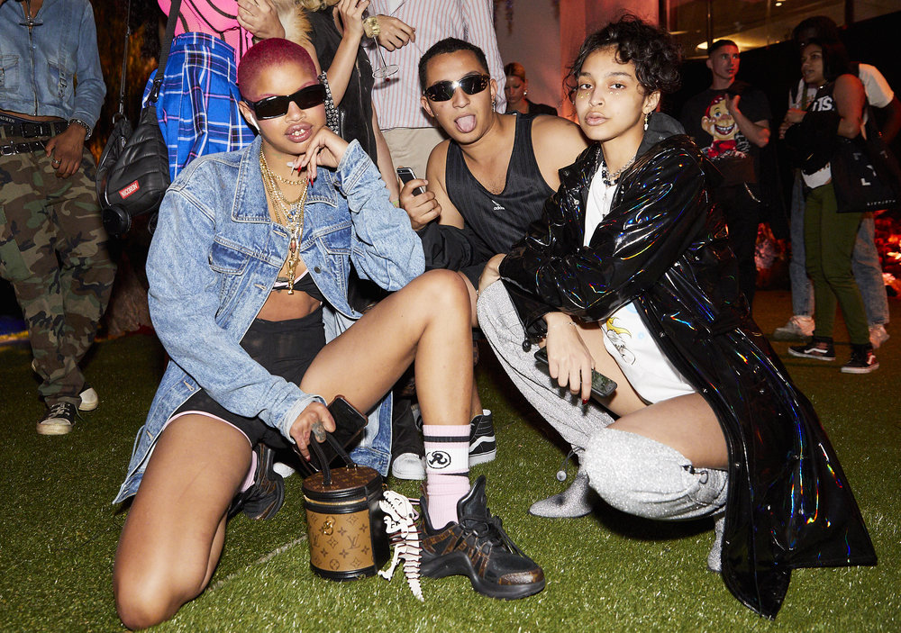 Slick Woods & Others