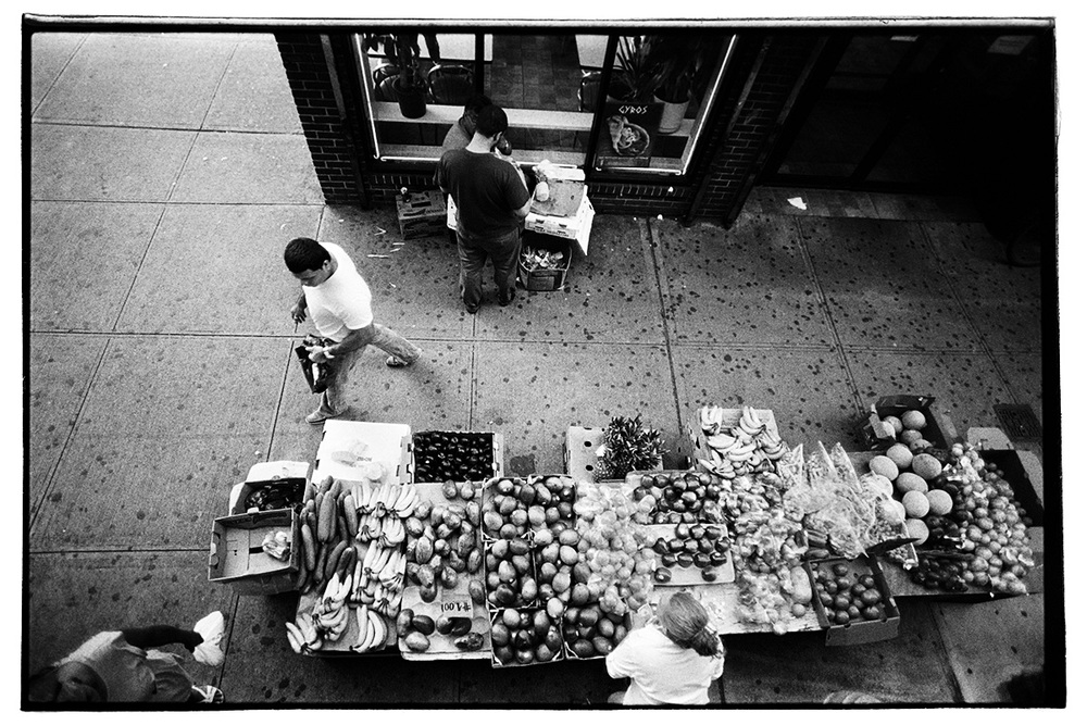 Fruit Stand, off the 1 train