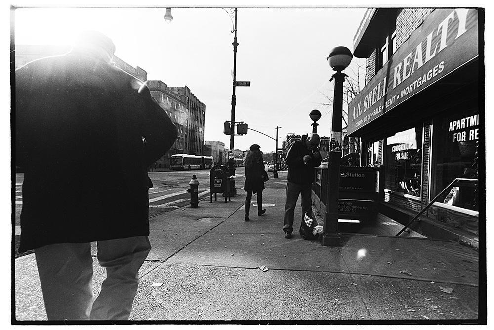 Broadway and Isham St.