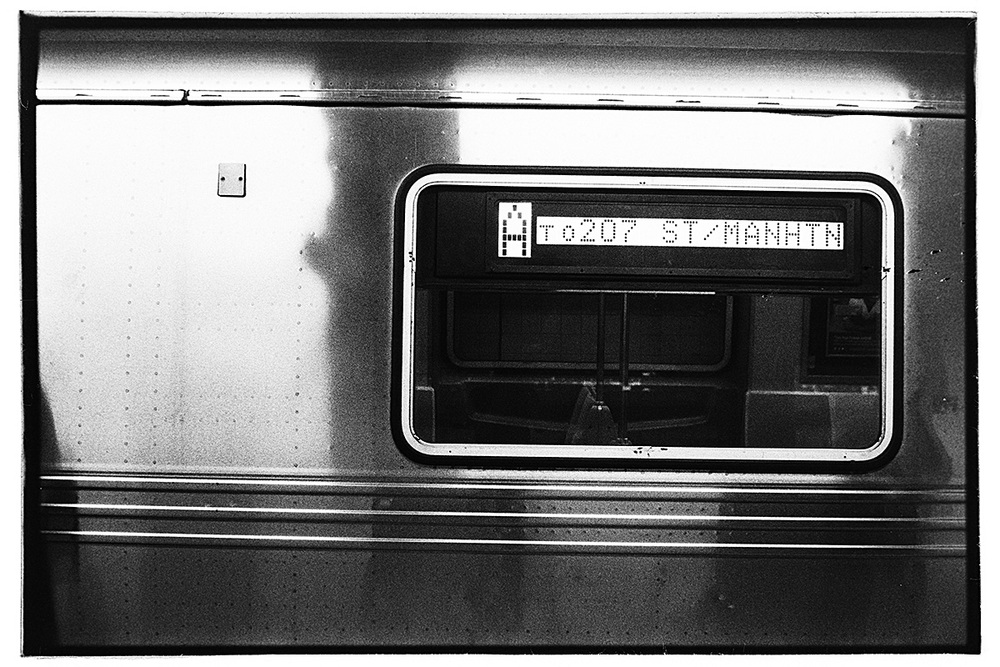 A Train, 207th St.