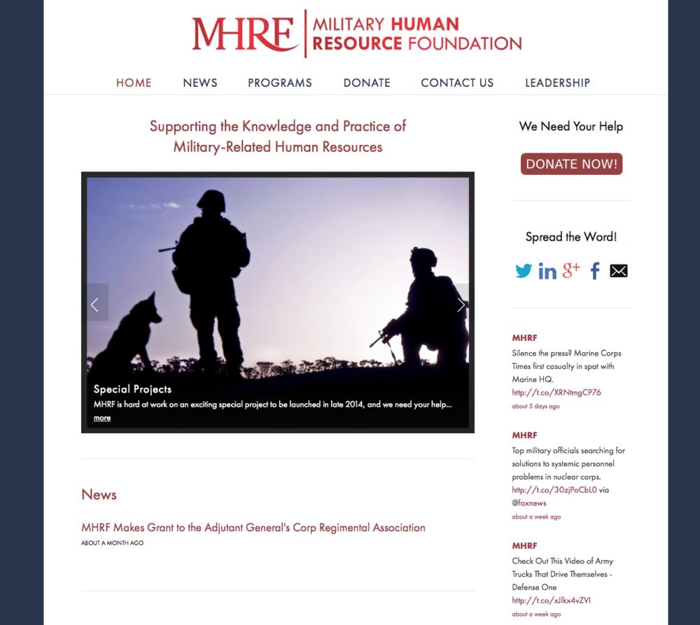 Military Human Resource Foundation