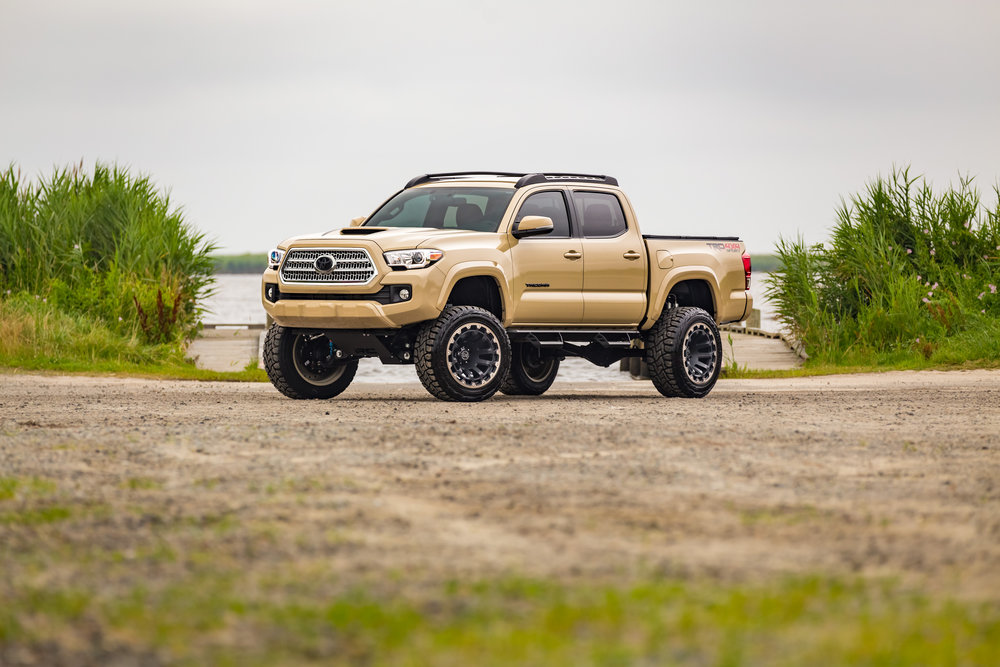 Toyota Virginia Beach >> Toyota Tacoma Black Rhino Wheels Shoot — Chops Creative