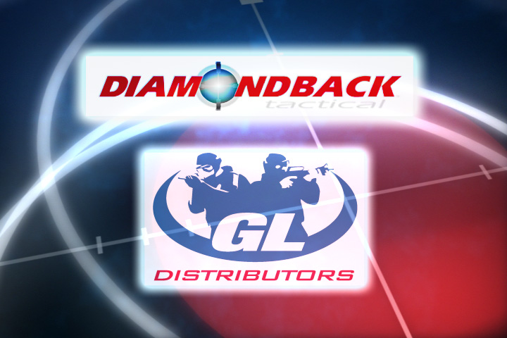 Diamondback Tactical and GL Distributors https://www.diamondbacktactical.com/ http://gldistributors.com/