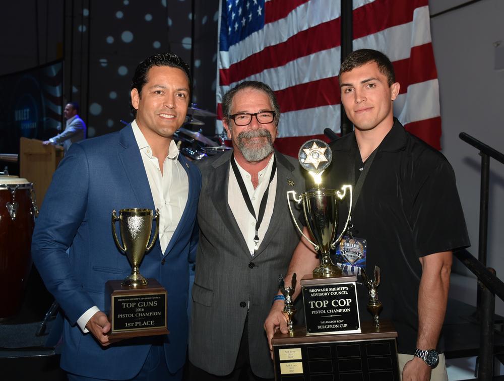 Sean Rosario, Jim Levy and Sean Bonilla