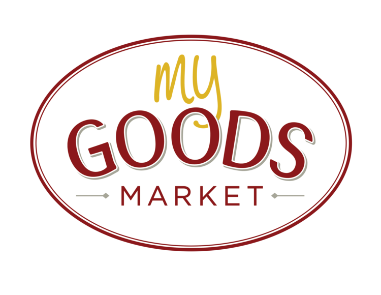 Welcome To My Goods Market. Stop In, Feel Good.