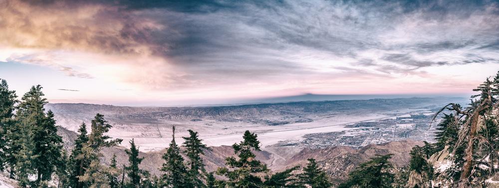 Panorama,Mount San Jacinto State Park
