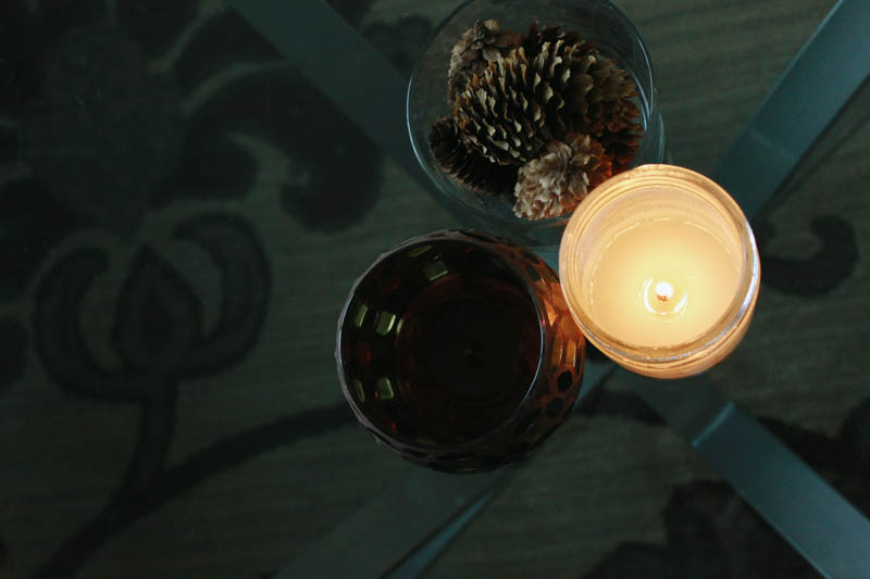Cranberry Fig Candle: c/o  Iron Tree Candle