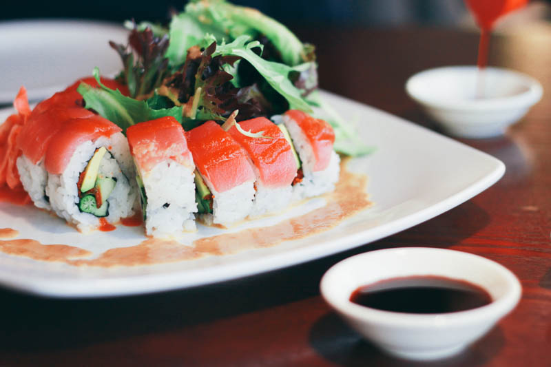 sushi | Mallorie Owens